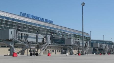 Inauguracja nowego terminala we Lwowie