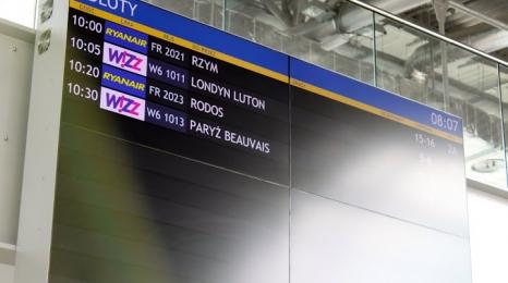Dzień otwarty lotniska w Modlinie