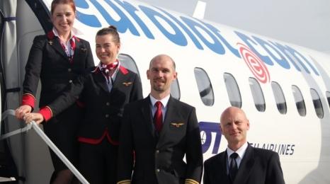 Eurolot się reklamuje, DGP zalicza wpadkę